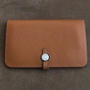 🆕 Hermès Dogon Duo Combined Wallet